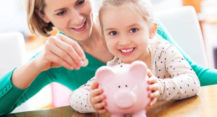 Говорим о деньгах с детьми