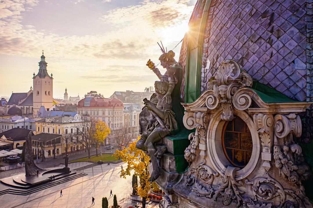 Поїздка до Львова: проживання та що подивитися