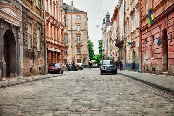 Вірменський квартал, Львів